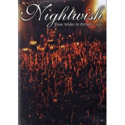 NIGHTWISH - FROM WISHES TO ETERNITY - LIVE (1 DVD)
