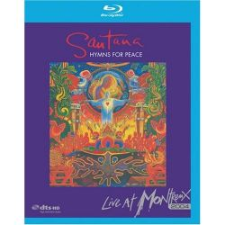SANTANA - HYMNS FOR PEACE: LIVE AT MONTREUX 2004 (1 BLU-RAY)