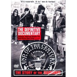 RAMONES - END OF THE CENTURY - THE STORY OF THE RAMONES (1 DVD)