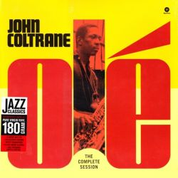 COLTRANE, JOHN - OLÉ [THE COMPLETE SESSION] (1 LP) WAX TIME EDITION - 180 GRAM PRESSING