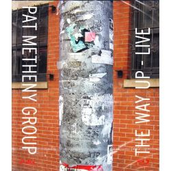 METHENY, PAT GROUP - THE WAY UP - LIVE (1 BLU-RAY)