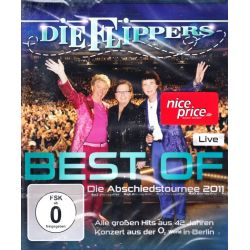FLIPPERS, DIE - BEST OF LIVE DIE ABSCHIEDSTOURNEE 2011 (1 BLU-RAY)