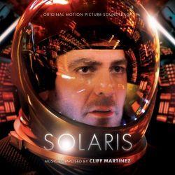 SOLARIS - CLIFF MARTINEZ (1 CD) - WYDANIE AMERYKAŃSKIE