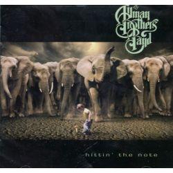 ALLMAN BROTHERS BAND - HITTIN' THE NOTE (1 CD) - WYDANIE AMERYKAŃSKIE