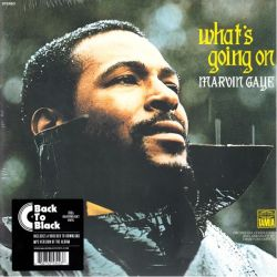 GAYE, MARVIN - WHAT'S GOING ON (1LP) - 180 GRAM PRESSING