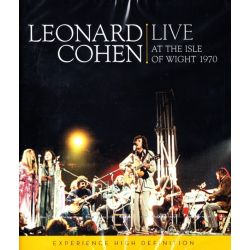 COHEN, LEONARD - LIVE AT THE ISLE OF WIGHT 1970 (1 BLU-RAY)