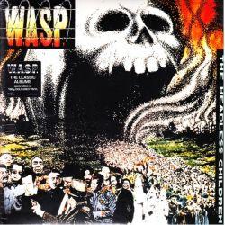 W.A.S.P. - THE HEADLESS CHILDREN (1 LP) - LIMITED EDITION 180 GRAM COLOURED VINYL PRESSING