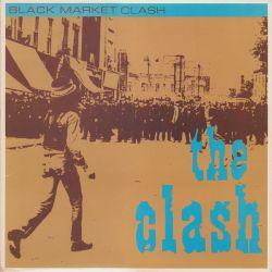 """CLASH, THE - BLACK MARKET CLASH (10"""" EP) - WYDANIE AMERYKAŃSKIE"""