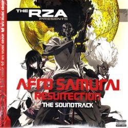 AFRO SAMURAI: RESURRECTION - RZA [WU-TANG](2 LP) - WYDANIE AMERYKAŃSKIE