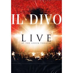 IL DIVO - LIVE AT THE GREEK THEATRE (1 DVD)