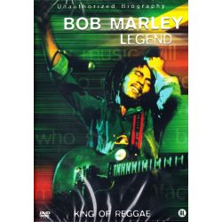 MARLEY, BOB - LEGEND: KING OF REGGAE (1 DVD)