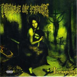 CRADLE OF FILTH - THORNOGRAPHY (2 LP) - 180 GRAM PRESSING