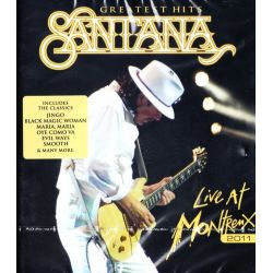 SANTANA - GREATEST HITS LIVE AT MONTREUX (1 BLU-RAY)