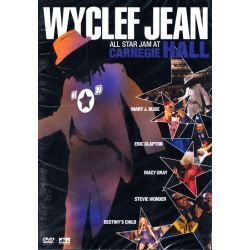 JEAN, WYCLEF - ALL STAR JAM AT CARNEGIE HALL (DVD)