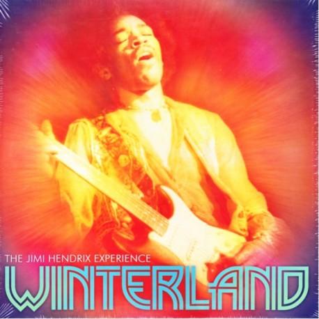 HENDRIX, JIMI - WINTERLAND (8 LP) - LIMITED NUMBERED 180 GRAM VINYL PRESSING - WYDANIE AMERYKAŃSKIE