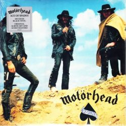 MOTORHEAD - ACE OF SPADES (1LP) - 180 GRAM PRESSING
