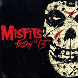 MISFITS - FRIDAY THE 13TH EP (1 LP) - WYDANIE AMERYKAŃSKIE