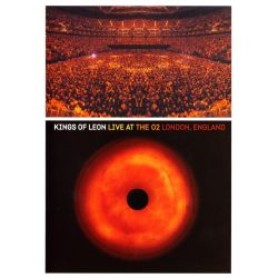 KINGS OF LEON - LIVE AT THE O2 LONDON, ENGLAND (1 DVD)
