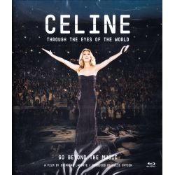 DION, CELINE - THROUGH THE EYES OF THE WORLD: A FILM BY STÉPHANE LAPORTE (1 BLU-RAY)