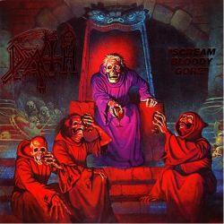DEATH - SCREAM BLOODY GORE (1 LP)