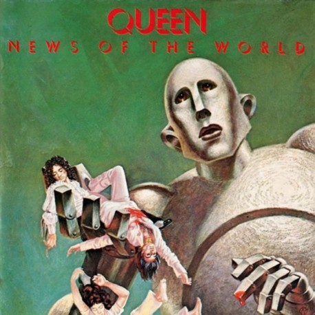 QUEEN - NEWS OF THE WORLD (1 CD) - 2011 REMASTER