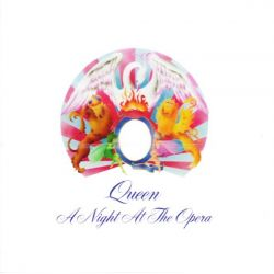 QUEEN - A NIGHT AT THE OPERA (1 CD) - 2011 REMASTER