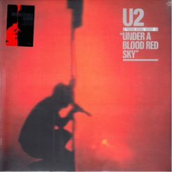 U2 - LIVE - UNDER A BLOOD RED SKY (1 LP) - 180 GRAM PRESSING