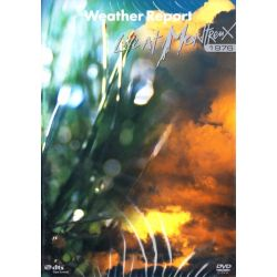 WEATHER REPORT-LIVE AT MONTREUX '76 (1 DVD)