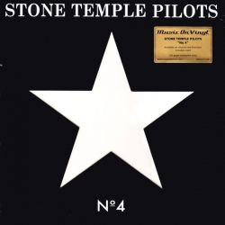 STONE TEMPLE PILOTS - NO.4 (1LP) - MOV EDITION - LIMITED, NUMBERED, COLOURED 180 GRAM VINYL PRESSING