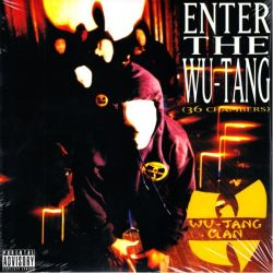WU-TANG CLAN - ENTER THE WU-TANG (36 CHAMBERS) (1LP) - MOV EDITION - 180 GRAM PRESSING