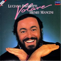 PAVAROTTI, LUCIANO - VOLARE: POPULAR ITALIAN SONGS (1 LP) - CUT-OUT