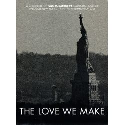 McCARTNEY, PAUL - THE LOVE WE MAKE (1 DVD)