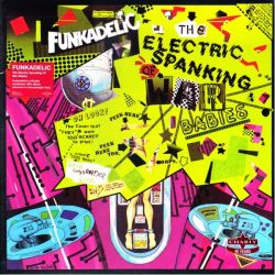 FUNKADELIC - THE ELECTRIC SPANKING OF WAR BABIES (1 LP) - 180 GRAM PRESSING