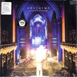 ANATHEMA - A SORT OF HOMECOMING (3 LP + MP3 DOWNLOAD) - LIMITED 180 GRAM PRESSING