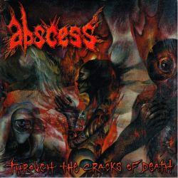 ABSCESS - THROUGH THE CRACKS OF DEATH (1 LP) - 180 GRAM PRESSING