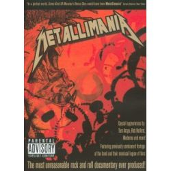 METALLIMANIA (METALLICA) - DOKUMENT