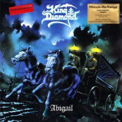 KING DIAMOND - ABIGAIL (1 LP) - MOV EDITION - 180 GRAM LIMITED YELLOW VINYL PRESSING