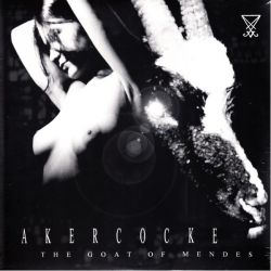 AKERCOCKE - THE GOAT OF MENDES (2 LP)