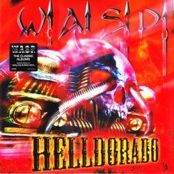 W.A.S.P. - HELLDORADO (1 LP) - SPECIAL COLOURED VINYL EDITION - 180 GRAM PRESSING