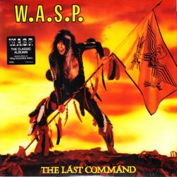 W.A.S.P. - THE LAST COMMAND (1 LP) - SPECIAL COLOURED VINYL EDITION - 180 GRAM PRESSING