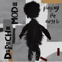 DEPECHE MODE - PLAYING THE ANGEL (1 LP)