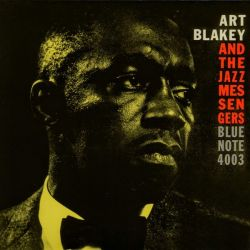 BLAKEY,ART AND THE JAZZ MESSENGERS - MOANIN' (1LP) - BACK TO BLUE EDITION - 180 GRAM PRESSING