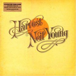 YOUNG, NEIL - HARVEST (1 LP)
