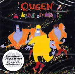 QUEEN - A KIND OF MAGIC [2011 REMASTER] (2CD)