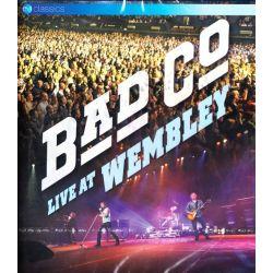 BAD COMPANY - LIVE AT WEMBLEY (1 BLU-RAY)