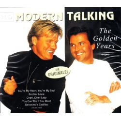 MODERN TALKING - THE GOLDEN YEARS (3 CD)