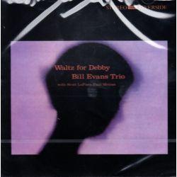 EVANS, BILL - WALTZ FOR DEBBY (1 CD)