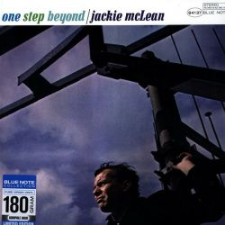 MCLEAN, JACKIE – ONE STEP BEYOND (1 LP) - 180 GRAM PRESSING