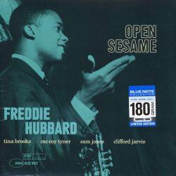 HUBBARD, FREDDIE – OPEN SESAME (1 LP) - 180 GRAM PRESSING