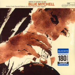 MITCHELL, BLUE - BRING IT HOME TO ME (1 LP) - 180 GRAM PRESSING